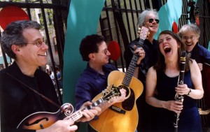Margot Leverett and the Klezmer Mountain Boys
