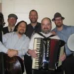 Klezmerfest - Greg Wall - clarinet, Jordan Hirsch - cornet, Zev Zions - accordion, Brian Glassman - bass, Aaron Alexander - drums